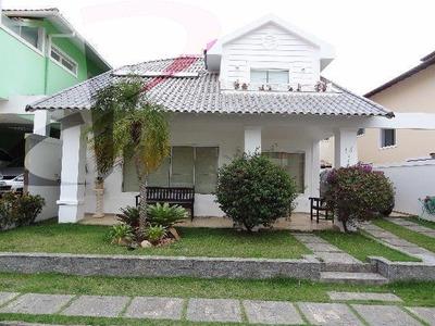 Casa Para Venda, 4 Dormitórios, Alto Da Gloria - Macaé - 3014
