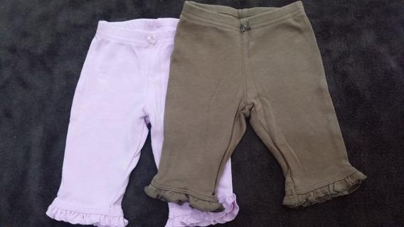 Pantalones De Bebes Leggings De 0 A 18 Meses Nenas Y Menes