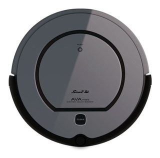 Aspiradora Robot Smart-tek Ava Mini Dark Gray Inalambrica Pc