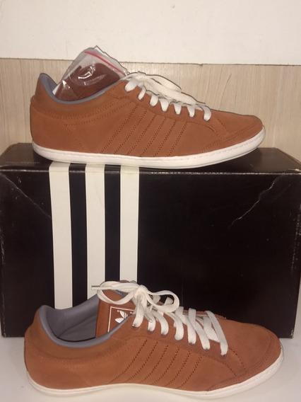 Tênis adidas Originals Leather Shoes