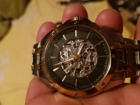 Reloj Bulova Eskeleton