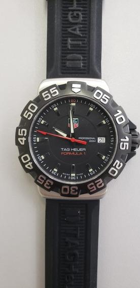 Relógio Tag Heuer Fórmula 1 - Waz1110 - Original.