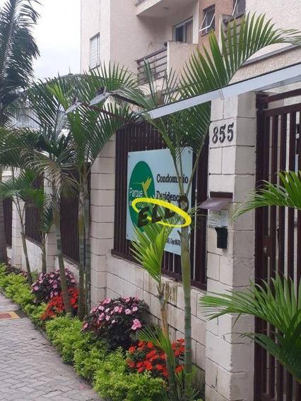 Apartamento Com 2 Dormitórios Para Alugar, 47 M² Por R$ 1.250,00/mês - Parque Rincão - Cotia/sp - Ap0546