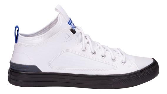Tenis Converse Caballero Blanco 166339c (+ Números)