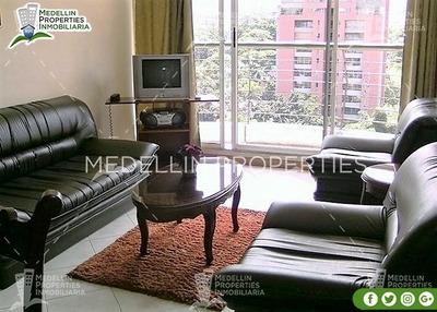 Arrendamientos De Apartamentos En Medellín Cód: 4050