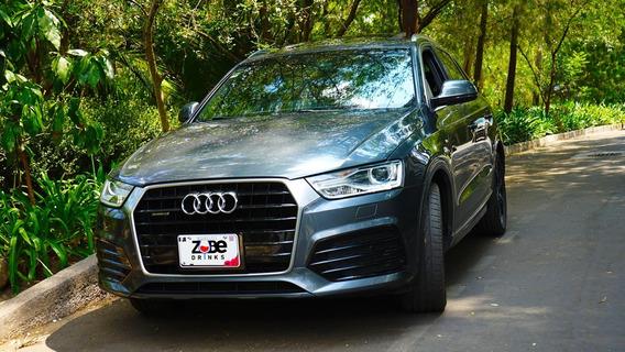 Audi Q3 Sline 2.0t 220hp Quattro Impecable