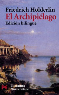 El Archipiélago, Friedrich Holderlin, Ed. Alianza