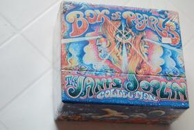 Frt Grátis Janis Joplin Collection Box Of Pearls Lacrado
