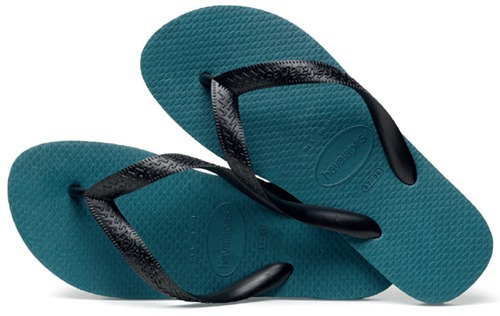Chinelo Havaiana Casual Color Mix - 1020a Verde
