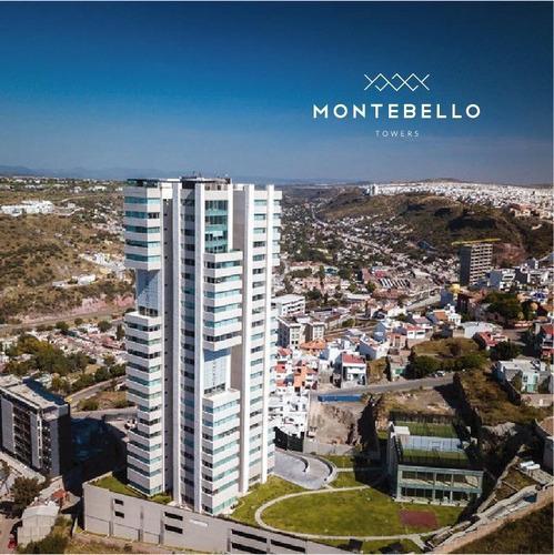 Imagen 1 de 10 de Departamento En Renta, Montebello Towers