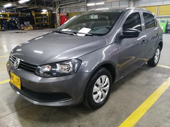 Vendo Volkswagen Gol Como Nuevo Modelo 2014 Gris