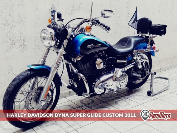 Harley-davidson Dyna Super Glide Custom 2011