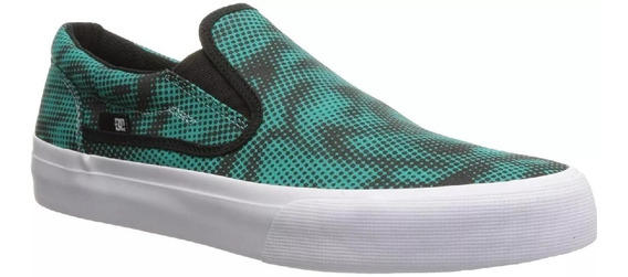Zapatillas Lifestyle Dc Trase Slip-on Sp Mujer 17112154 In