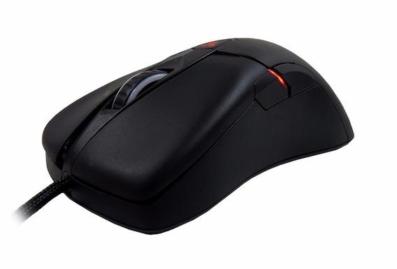 Mouse Gamer Usb Led Óptico 5000dpi 6 Botões Alta Precisão