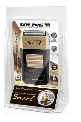 Máquina Acabamento Soling Smart Shaver