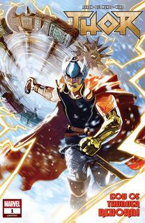 Thor #1 God Of Thunder Reborn (2018) Marvel Lgy#707