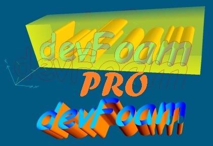 Devfoam Pro ( Letras E Montagens E Ferramentas )