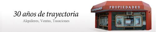 Imagen 1 de 1 de Cosquin 1. 2 Amb. Con  Balcon  Al Frente. Venta Liniers