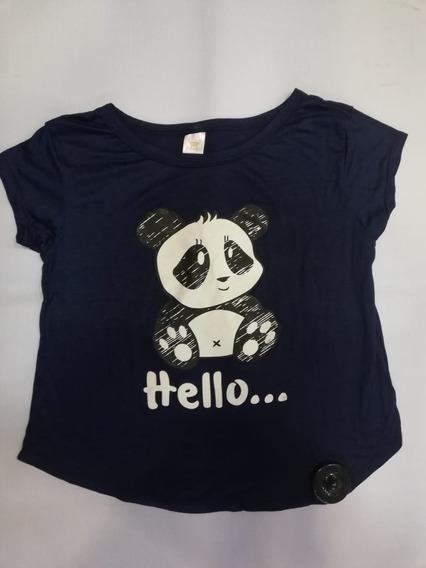 Blusa Panda Hello, Godbye,