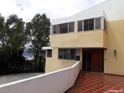 Casas En Venta, Colinas De Bello Monte Jeds 18-3712