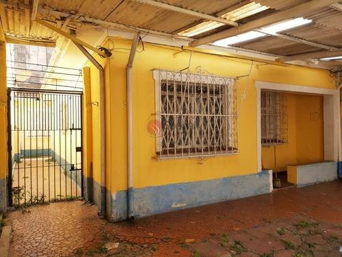 Imagem 1 de 4 de Casa Térrea Próximo Ao Metrô Tatuapé - Confira !!! - Ta7715