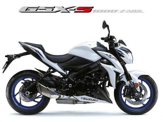 Suzuki Gsx-s 1000az 2019/2020 Branca - 0km