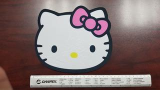 Tepete Para Mouse Hello Kitty Original De Sanrio Acolchado