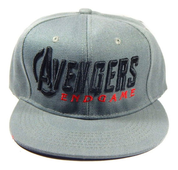 Gorra Avengers End Game Infinity War Thanos Iron Man Modelos