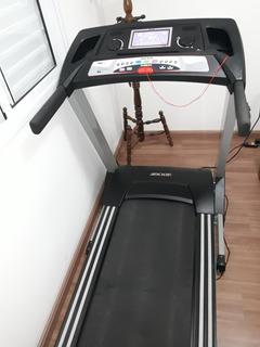 Esteira Elétrica Padrão Condomínio- Sixxis Sx 5000 Pro Usada