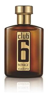 Club 6 Voyage Deo Colônia Masculino 95ml