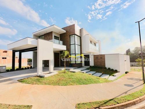 Casa Com 3 Dormitórios À Venda, 290 M² Por R$ 1.650.000,00 - Jardim Pau Brasil - Americana/sp - Ca2229