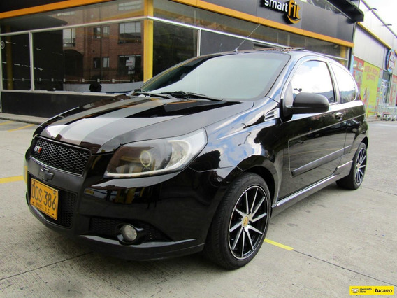 Chevrolet Aveo Gti 1.6 Limited