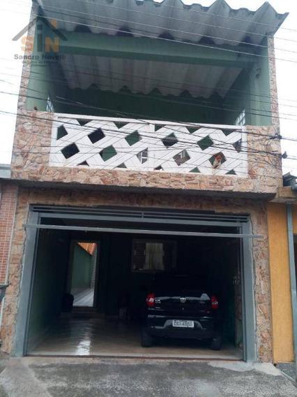 Sobrado Com 3 Dormitórios À Venda, 200 M² Por R$ 340.000,00 - Condomínio Vilage - Itaquaquecetuba/sp - So0151