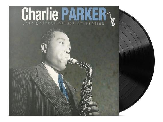 Charlie Parker Jazz Masters Deluxe Disco Vinilo Sellado Lp