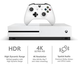 Xbox One S 1tb Como Nueva!
