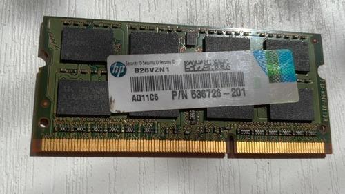 Memória Ram Notebook 4gb 1x4gb Smart Usada Testada Ok Func.