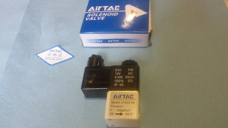 Valvula Solenoide Para Agua, Aceite, Combustible, Aire 12v
