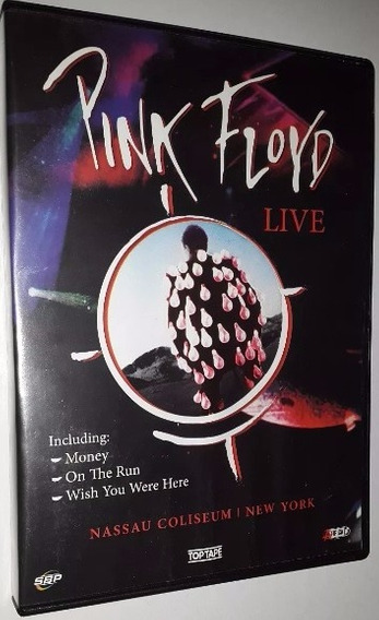 Dvd Pink Floyd Live Nassau Coliseum