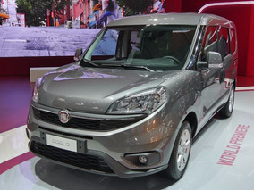 Fiat Doblo Cargo -anticipo $58.000 Y Cuotas-financia Fabrica