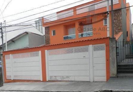 Sobrado Residencial À Venda, Parque Das Nações, Santo André. - So0024