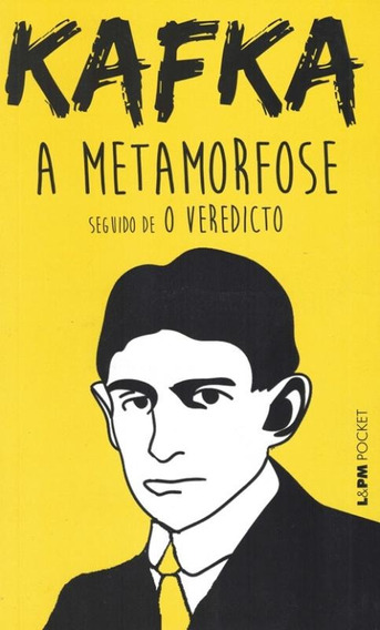 A Metamorfose - Seguido De O Veredicto - Pocket