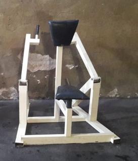 Maquina Remo Sentado - Remo Hammer - Remo Convergente