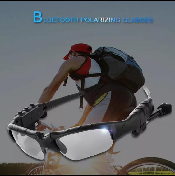 Óculos De Sol Bluetooth Estéreo Inteligente
