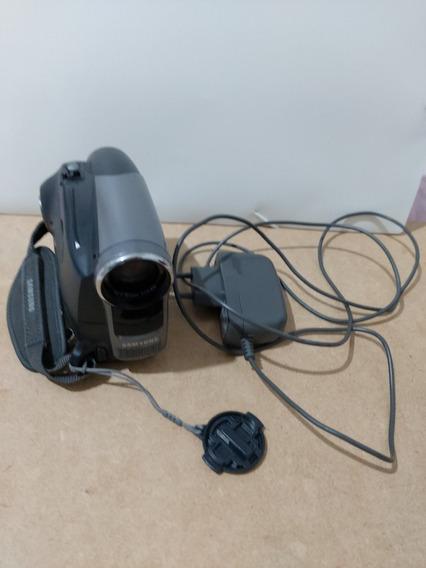 Filmadora Samsung Digital Cam Sc-d371 Funcionando