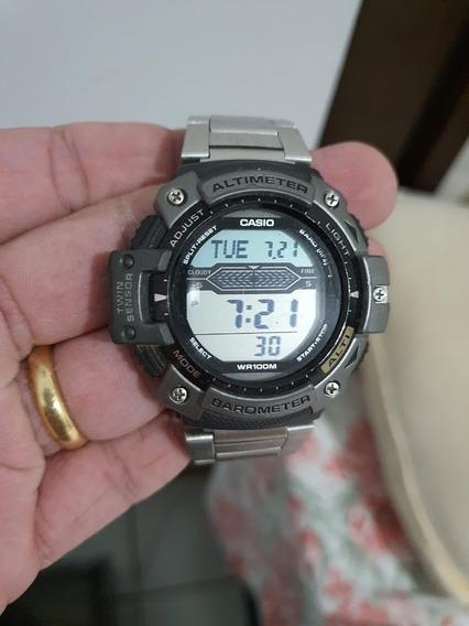 Relógio Casio Outgear Masculino Sgw-300hd