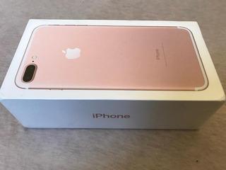 iPhone 7 128 Gb Rose Lacrado De Fábrica