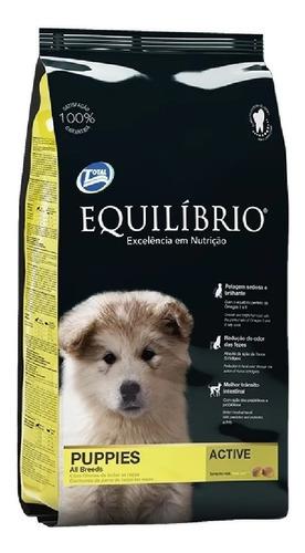 Imagen 1 de 1 de Equilibrio Cachorros 18kg