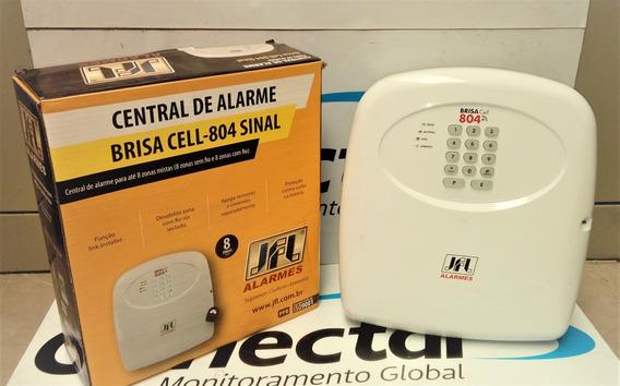 Central Jfl De Alarme Bisa Cell-804
