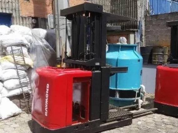 Montacarga Electrico Toma Pedidos Raymond