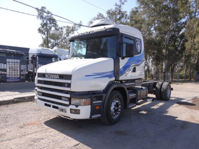 Scania 124 360 Chasis Largo